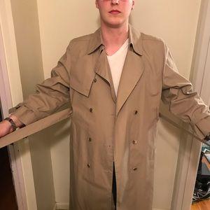 Vintage London Fog ladies trench coat jacket